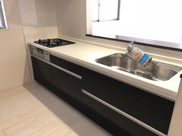キッチン(同社施工例)
