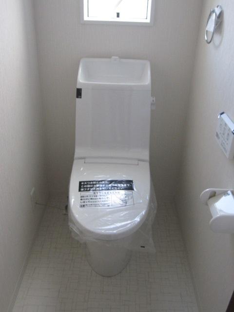 トイレ(同社施工例)