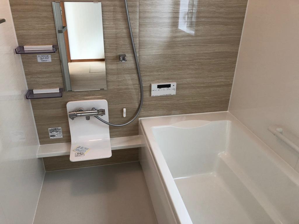 浴室(同社施工例)