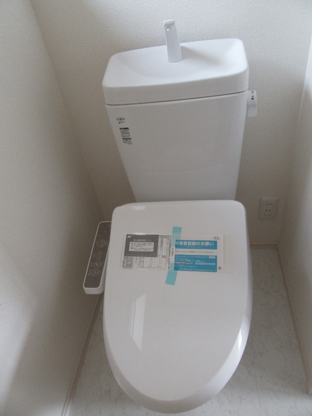 トイレ(同社施行例)