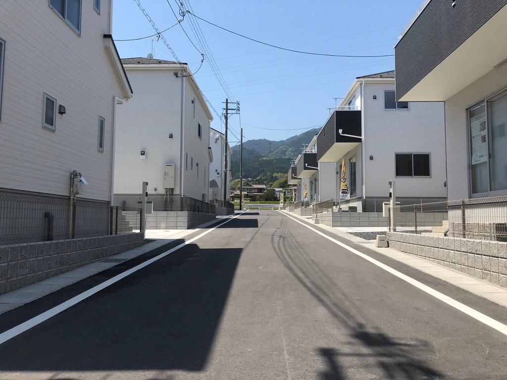 団地内道路