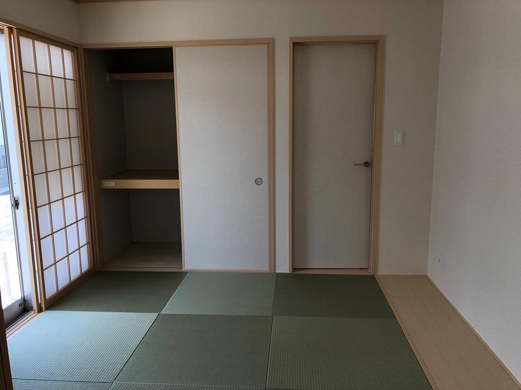 和室(同社施工例)