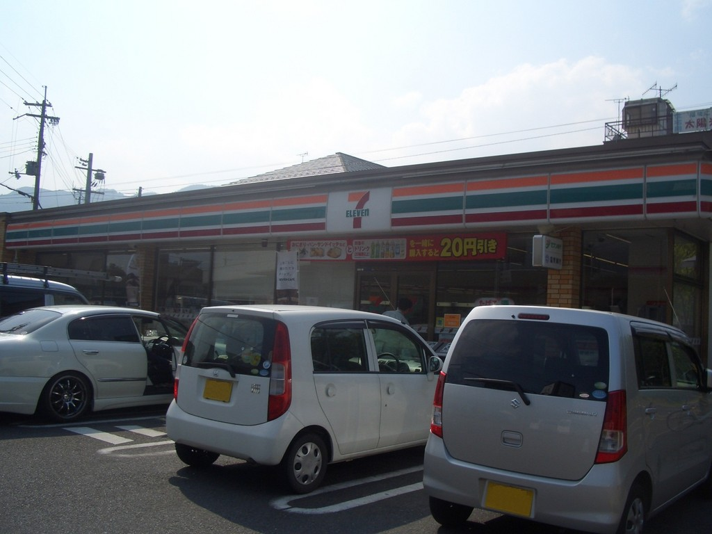セブンイレブン唐崎店