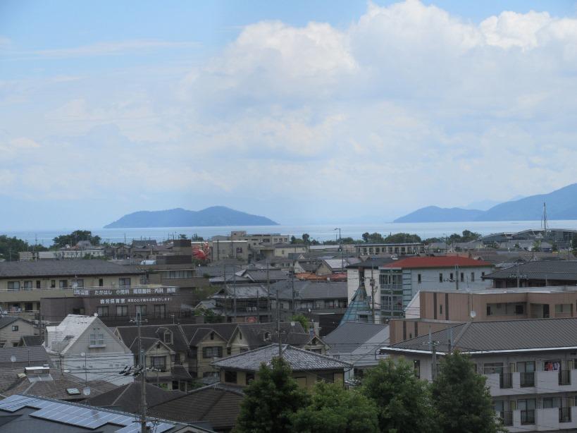 琵琶湖眺望