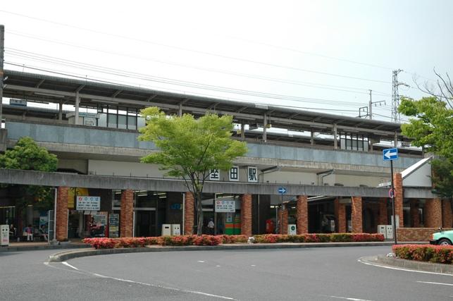 JR堅田駅 徒歩4分