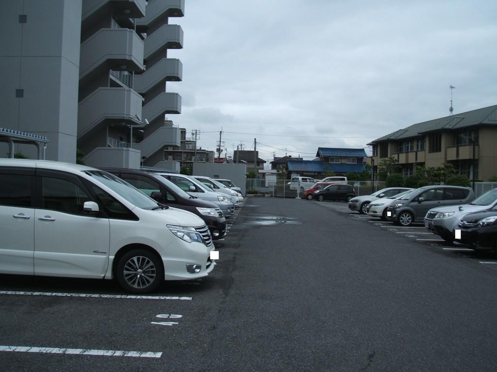 自走式平面駐車場