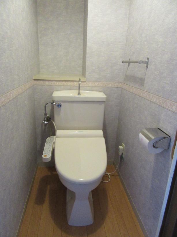 トイレ(改装前)
