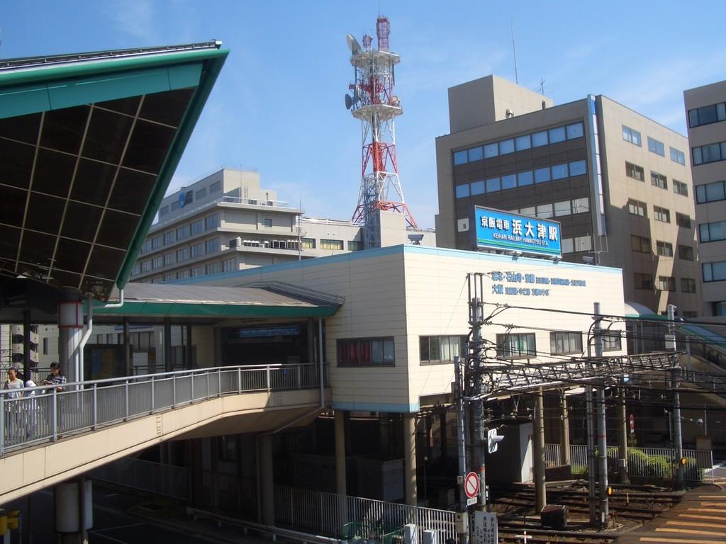 京阪浜大津駅 徒歩5分