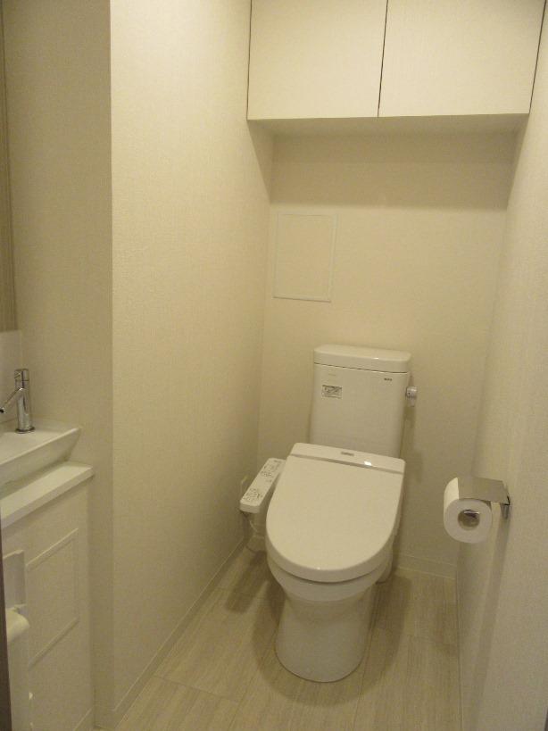 トイレ・手洗い別