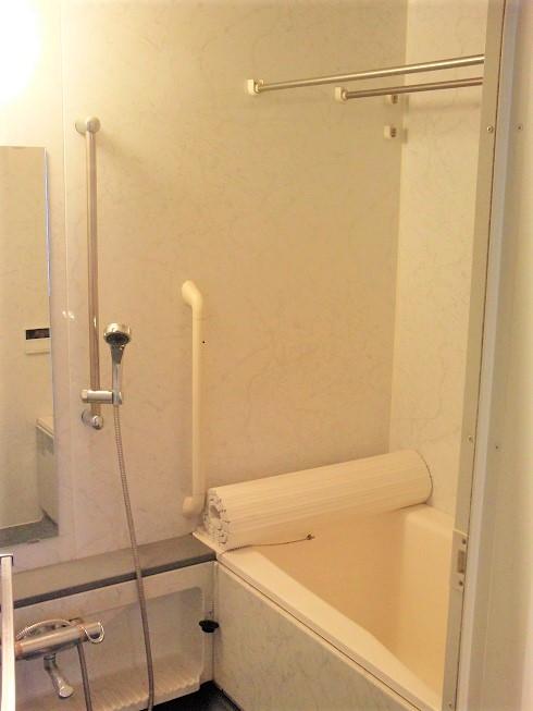 浴室暖房乾燥機付き。サイズは14