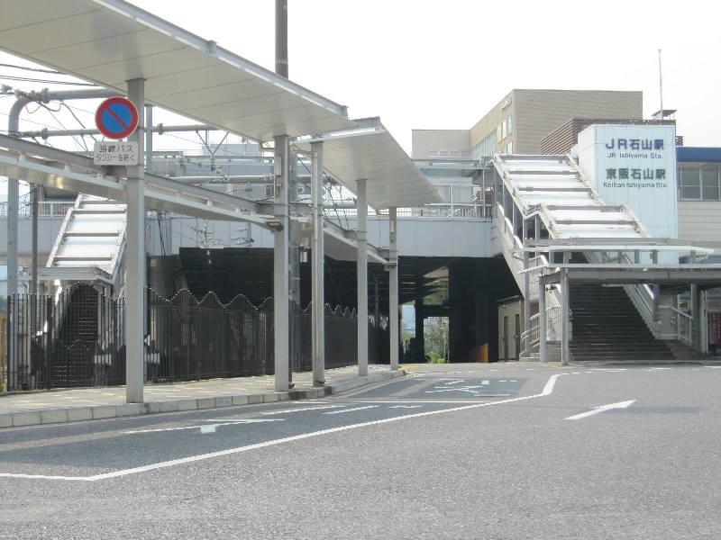石山駅 徒歩7分
