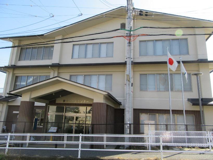 富士見市民センター 徒歩7分