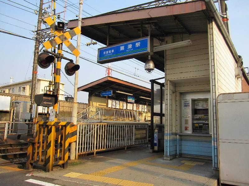 京阪粟津駅 徒歩4分