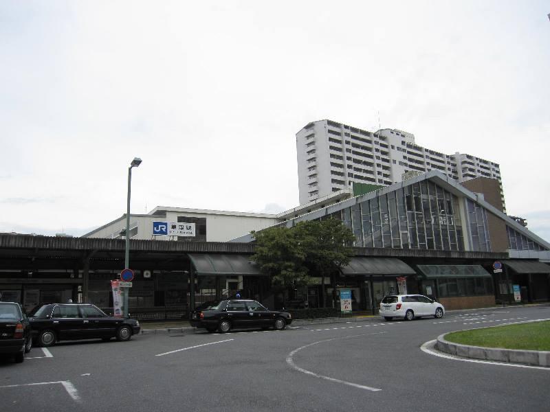JR草津駅
