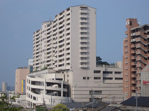 草津ロジュマン-外観.JPGのサムネール画像のサムネール画像