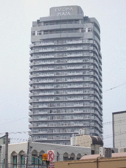 草津ウエストロイヤルタワー-外観.JPGのサムネール画像